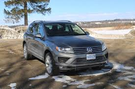 touareg volkswagen 2015 review 2015 volkswagen touareg tdi canadian auto review