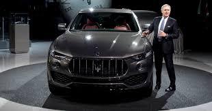 maserati jeep 2017 italian luxury brand maserati plans electric vehicles