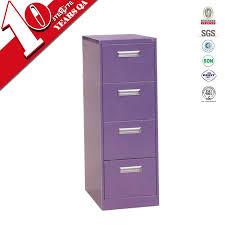Cheap 4 Drawer File Cabinets Purple Metal 4 Drawer File Cabinet Cheap Hanging Filing Cabinet