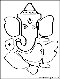 hindu coloring pages free printable colouring pages for kids to