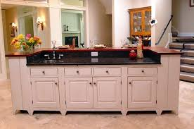 two tier kitchen island kitchen island with two different countertop materials modern