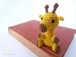 amigurumi crochet giraffe pattern supergurumi