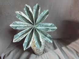 money flowers origami money flowers lovetoknow