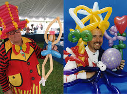 clown balloon l entertainers for events entertainment avenue