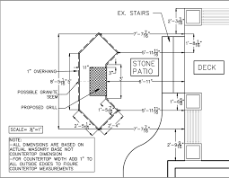 kitchen plans and designs breakfast bar dimensions standard archives modern kitchen ideas