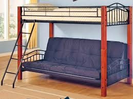 Wood Futon Bunk Bed Plans by Ana White Side Street Bunk Beds With Modified Ladder Diy Projects
