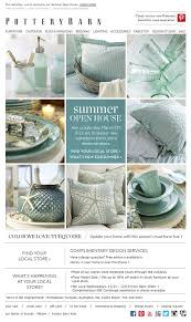 Pottery Barn Austin Hours Pottery Barn Grid Structured Email Email Inspiration True