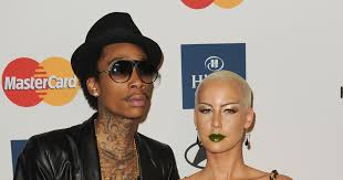 see amber rose u0027s tattoo of wiz khalifa u0027s face extratv com