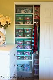 Organizing A Closet by Kids U0027 Closet Organization The Sunny Side Up Blog