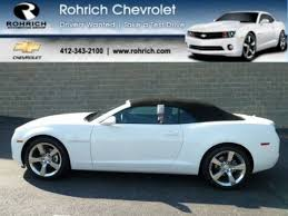 2012 camaro convertible for sale 2012 chevrolet camaro lt rs convertible for sale stock