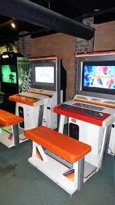 sit down arcade cabinet naomi dx sit down 32in dvi multi sync monitor arcade machines