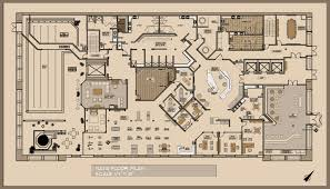 detailed floor plan of the imaging suite courtesy of cannon