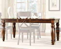 Mango Dining Table Intercon Solid Mango Wood Dining Table Kingston Inkg4290btab