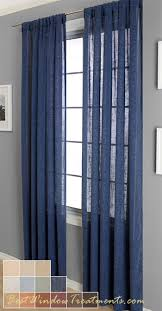 Denim Curtain Denim Curtain Panel Curtain Design