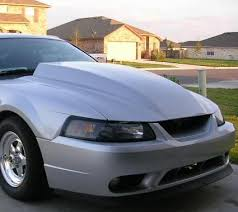 cheap mustang hoods 1999 2004 mustang 4 inch cowl induction