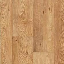 vinyl flooring cushion floor lino oak plank 2 x 2 ebay