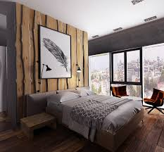 Rustic Bedroom Decor by Cozy Rustic Bedroom Interior Design Ideas