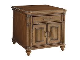 Living Room End Tables With Storage Bali Hai Mariner Storage End Table Home Brands