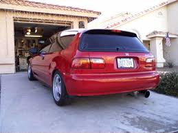 1995 honda civic hatchback motoracer102 1995 honda civic specs photos modification info at