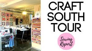 craft south nashville fabric store quilt shop craft store tour