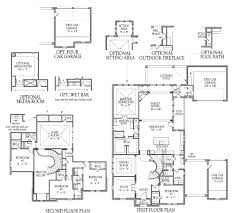 8071 floor plan at aliana in richmond tx darling homes