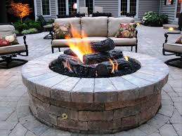 Firepits Gas Gas Pits And Fireplaces Design Ideas