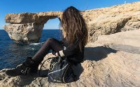 Azure Window by The Azure Window Arco Natural Destruido Por Tempestad Malta