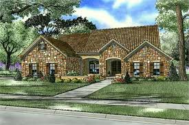 Tuscany Style Homes by Tuscan Style House Plan 2135 Sq Ft Home Plan 153 1162
