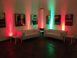 party light rentals we great party lighting for rent including these led