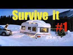 how to survive winter living in a camper top things i learned
