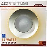 keystone 4 led shop light 5000 lumens keystone led lighting 48 linkable led shop light amazon com