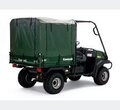 2015 mule 4010 4x4 fabric bed enclosure