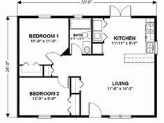 24x24 country cottage floor plans yahoo image search results open floor plan 24 x 42 24x32 view floor plan 768 sq ft tiny
