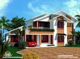 kerala 3ds max home u2013 modern house