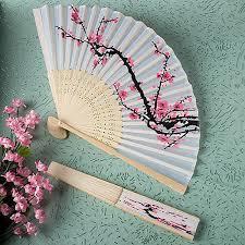 japanese folding fan aliexpress buy 1pcs folding fan japanese cherry