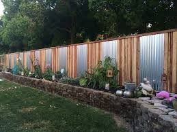 Brilliant Fence Ideas For Backyard  Amazing Ideas For Your - Backyard fence design