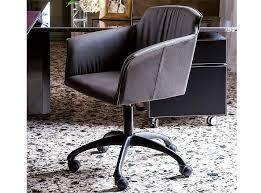 Armchair With Wheels Tyler Wheels Italian Office Chair By Cattelan Italia 799 00