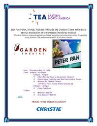 tea themed entertainment association