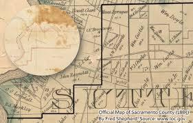 Map Of Sacramento Sacramento Was Stolen Confluence