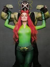 Bane Halloween Costume Thinking Poison Ivy Costume Sky Halloween Costumes
