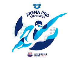 Swimming Logos Free by Arena Pro Swim Series Replaces Grand Prix As Brand