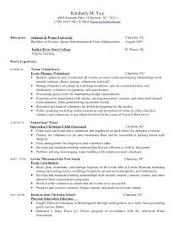 Event Planning Resume Template Pay To Do English Thesis Proposal Cashiers Job Description For