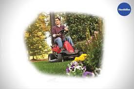 troy bilt 382cc 30 inch premium neighborhood riding lawn mower