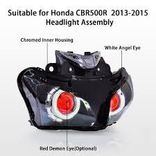 honda cbr500r aliexpress com buy kt headlight for honda cbr500r 2013 2015 led
