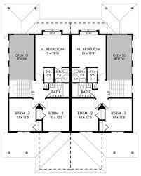 136 best plans rf4 duplex images on pinterest duplex house