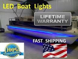 pontoon boat led light kits sylvan pontoon boat led light kit universal lighting part fits any