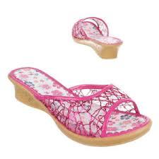designer kinderschuhe neu designer kinderschuhe uijt pantoletten sandalen gr 35 pink