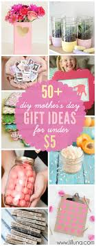 cheap mothers day gifts diy s day gifts for 5