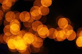 lights orange free stock photo blurred orange lights 9193