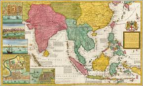 netherlands east indies map a map of the east indies and the adjacent countries with the